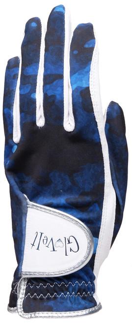 Glove It Blue Camo Ladies Golf Glove