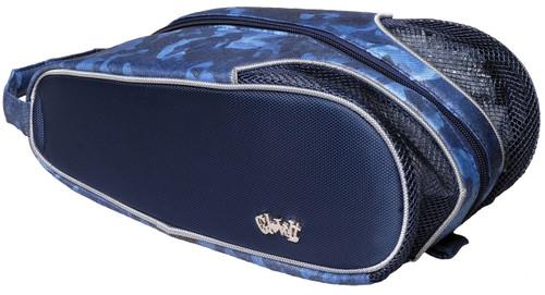 Glove It Blue Camo Ladies Shoe Bag