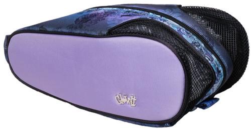 Glove It Lilac Paisley Ladies Shoe Bag