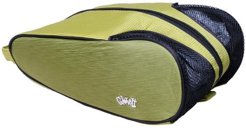 Glove It Kiwi Check Ladies Shoe Bag