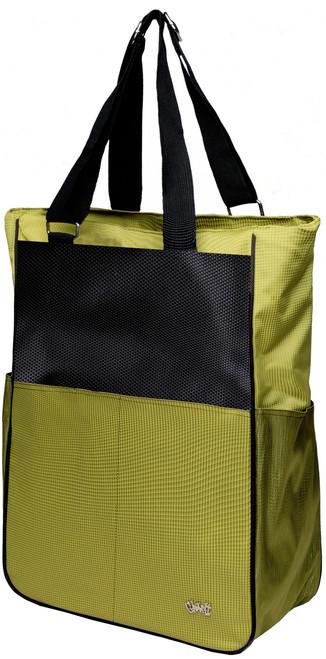Glove It Kiwi Check Tennis Tote Bag
