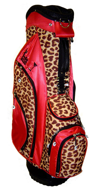 Birdie Babe Jungle Queen Ladies Hybrid Golf Bag