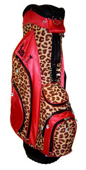 Birdie Babe Jungle Queen Ladies Hybrid Golf Bag