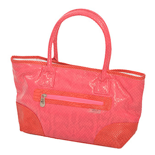 Glove It Pink Snake Golf Tote Bag