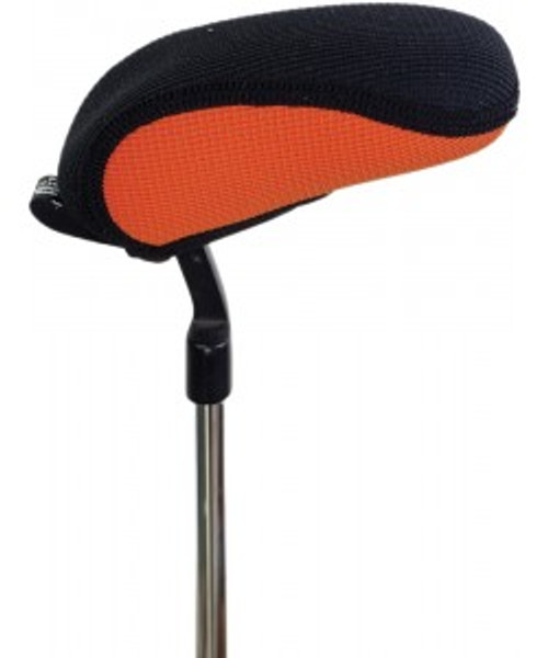 Stealth Flame Orange Boot'e Putter Cover