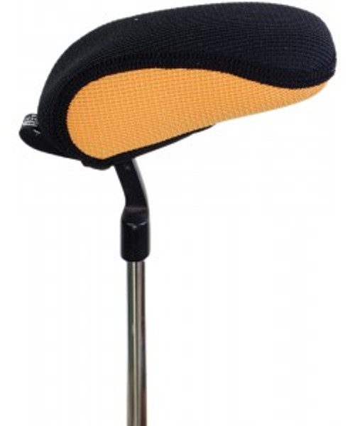 Stealth Yellow Boot'e Putter Cover