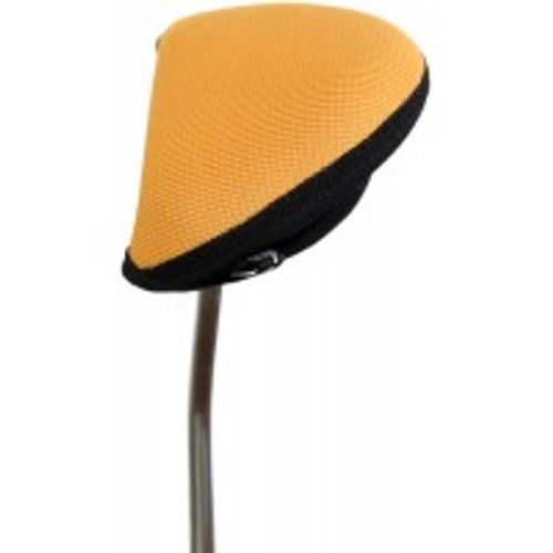 Stealth Yellow Mallet Putter Cover