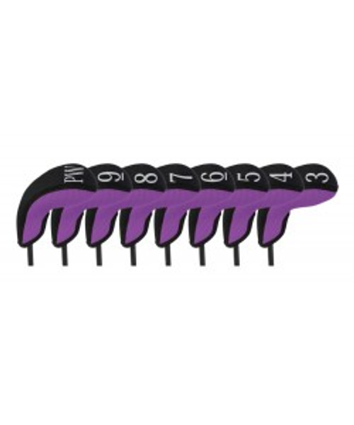 Stealth Purple Hybrid Cover Set