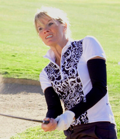Iconic Spyglass Ladies Golf Armwarmers