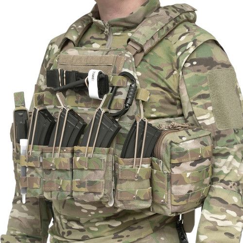 The Warrior Assault Systems DCS Special Forces Plate Carrier
