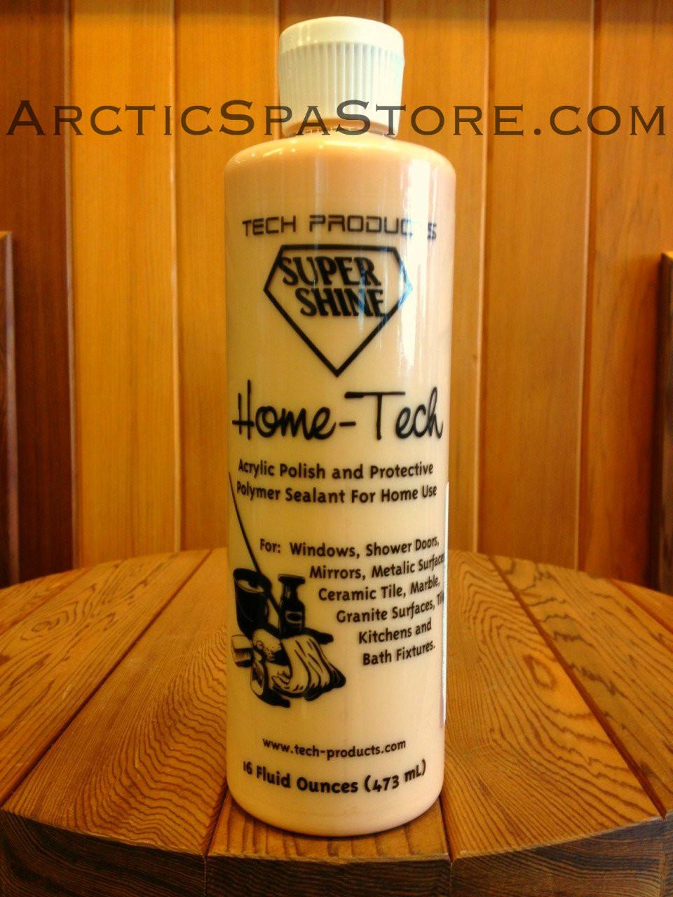 Spa polish home tech 16 oz spray bottle for Home spa brand towels