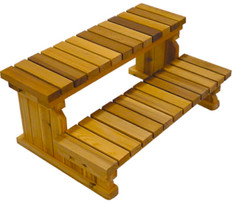 "Cedar 2-Tier - Step 36"" | Arctic Spas"