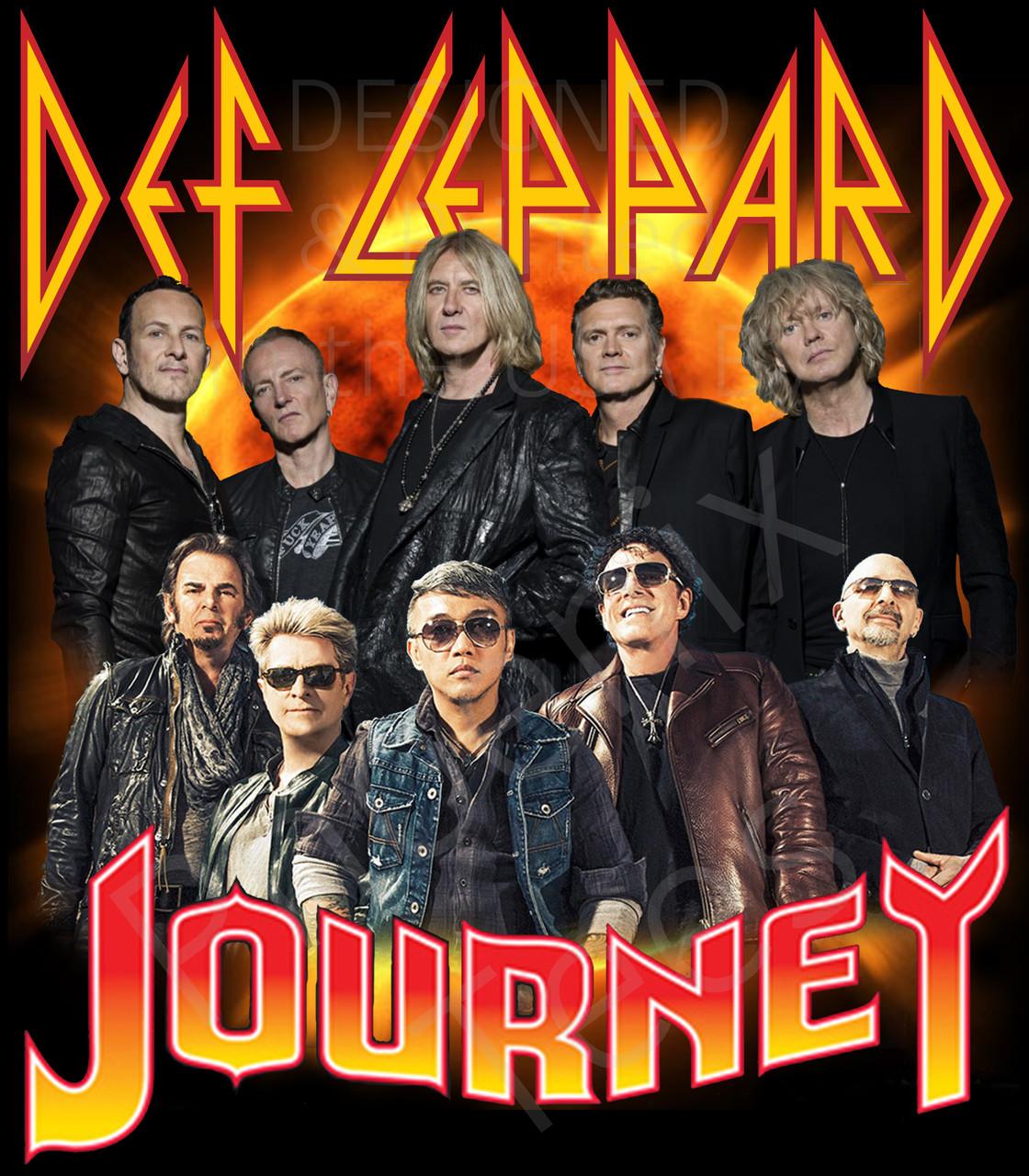 Def Leppard Tour