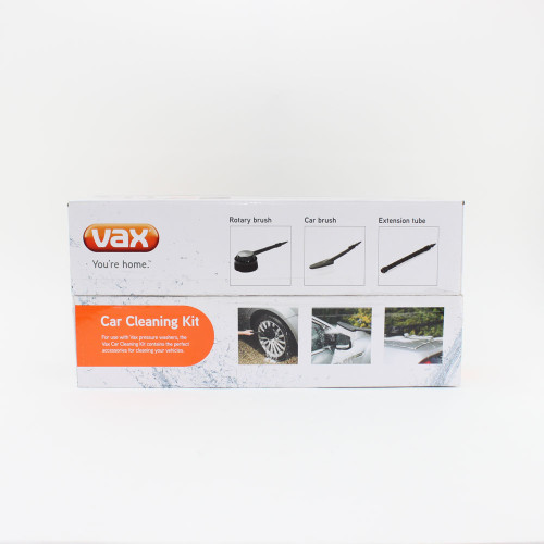 VAX Pressure Washer Car Cleaning Kit [1-1-133378-00] boxed