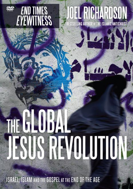 Global Jesus Revolution Cover