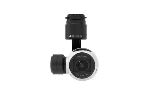 Zenmuse X3 Gimbal and Camera