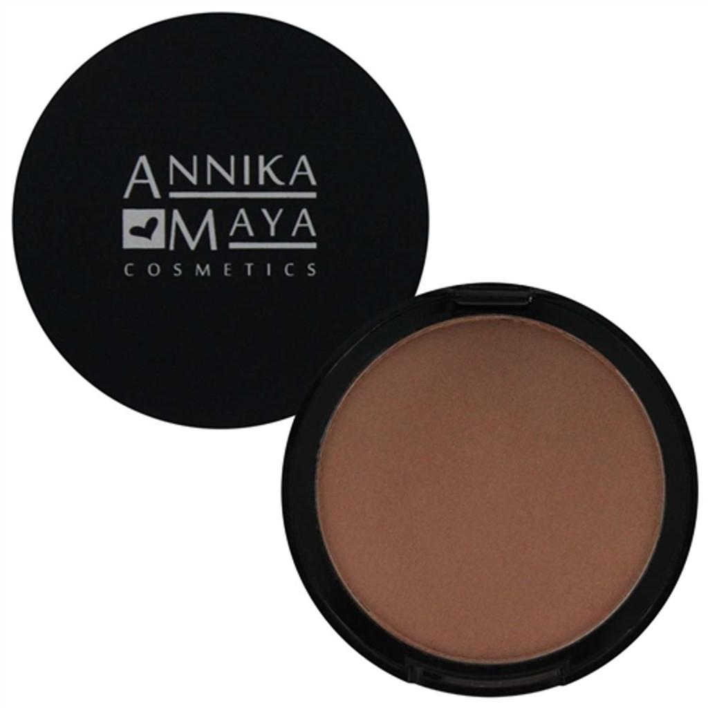 Annika Maya Bronzing Powder - Deep