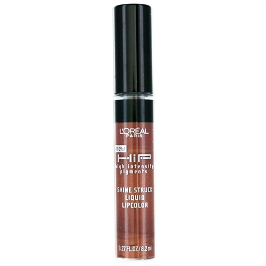 Loreal HIP Shine Struck Liquid Lipcolor - Harmless 862