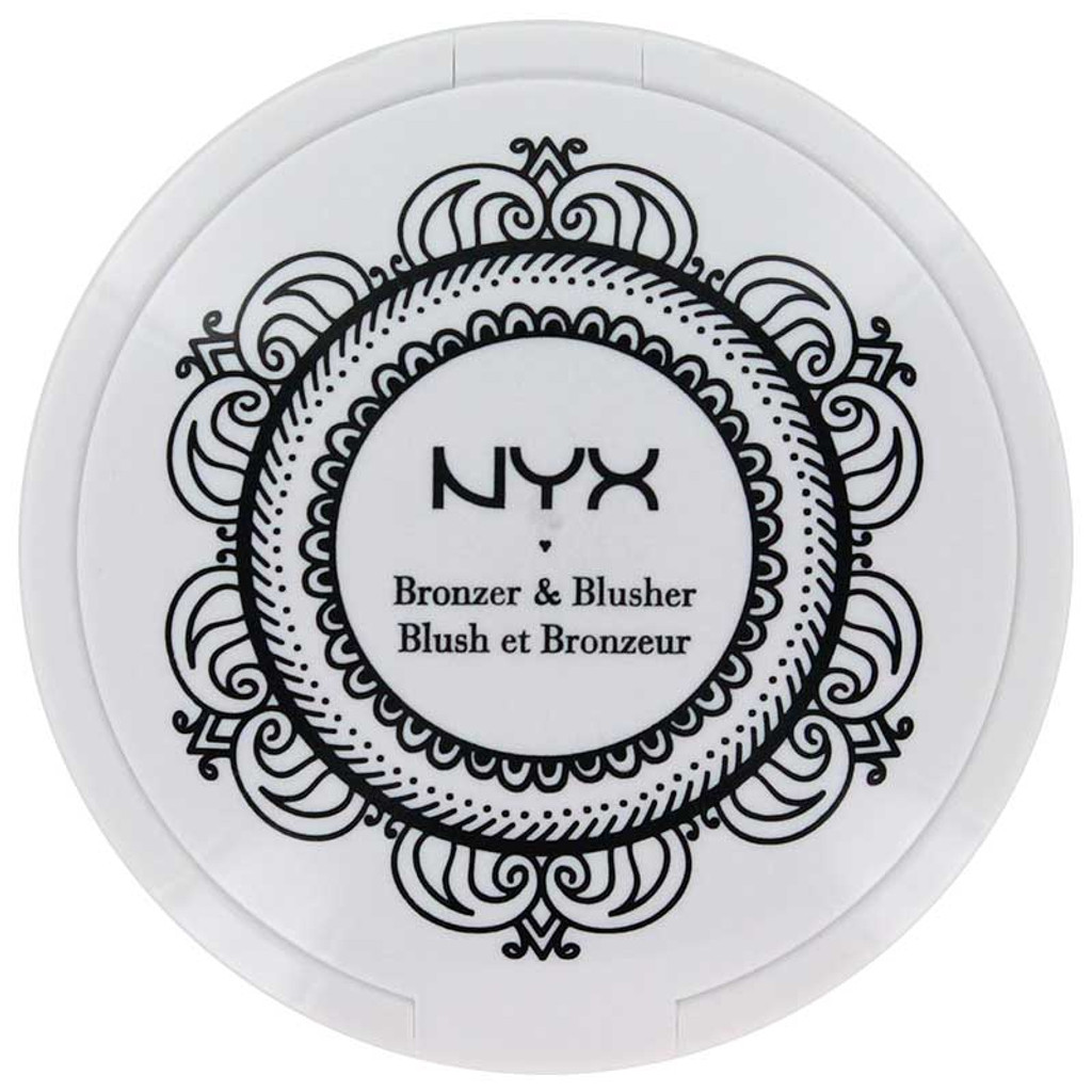 NYX Bronzer & Blusher Combo - Ibiza