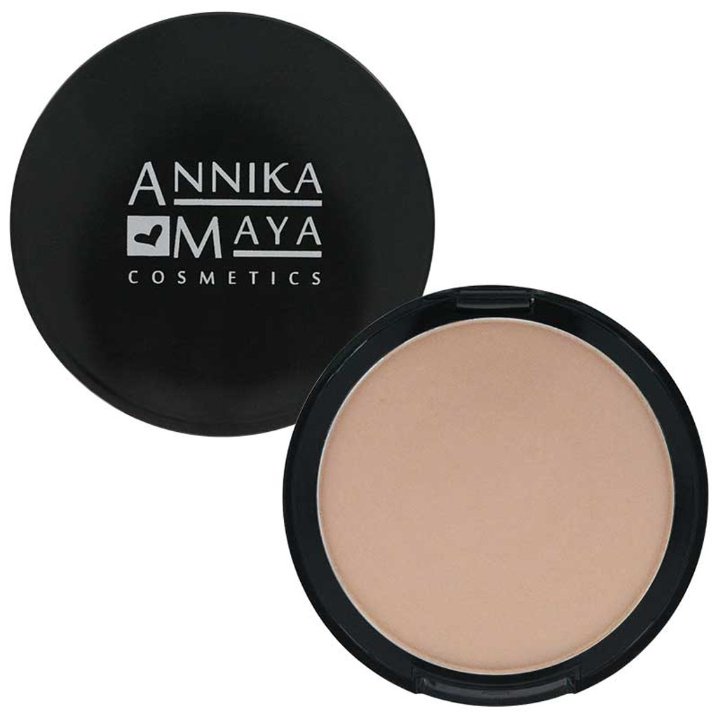 Annika Maya Mineral Powder Foundation - Tender