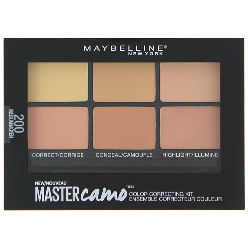 Maybelline Master Camo Color Correcting Kit - Medium 200
