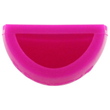 Brushegg Silcone Makeup Brush Cleaning Tool - Pink