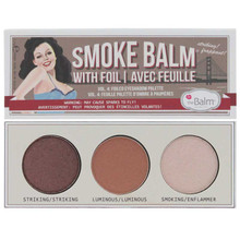 theBalm Smoke Balm Vol. 4 - Foiled Eyeshadow Palette
