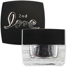 2nd Love Loose Sparkle Glitter - Black