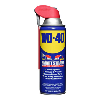 WD-40 Multi-Use Product.  Great for rust protection after de-rusting