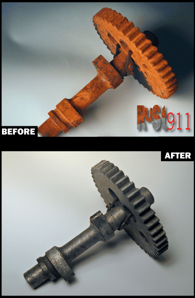 Rusted Cams