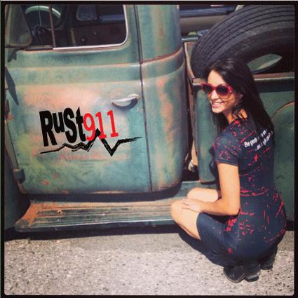 Rust911 Rust Finder