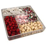 Holiday Square Metal Sectional