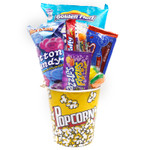 Jumbo Popcorn Camp Package