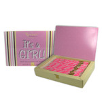 Box of Candy Sticks- It's a Girl