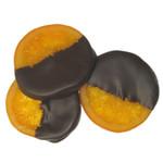 Chocolate Dipped Orange