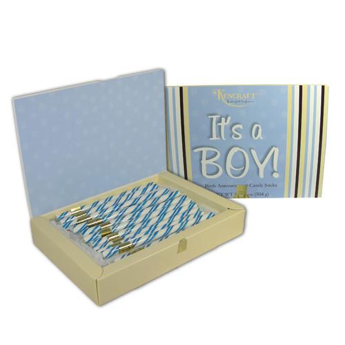 Box of Candy Sticks- It's a Boy