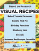 Free Visual Recipes, made with real pictures, evidence based, step by step, autism visual recipes, includes all children, download for free at able2learn.com