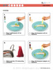 Pan Fried Fish Visual Recipe And Comprehension Sheets: Pages 20