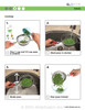 Pea Salad Visual Recipe And Comprehension Sheets: Pages 20