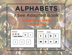 adapted book_free teaching resources_free autism resources_free aba resources