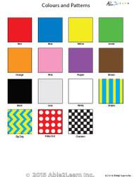 PECS - Colours