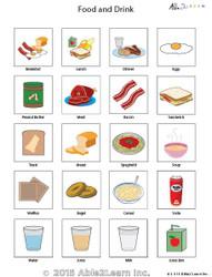 PECS - Food