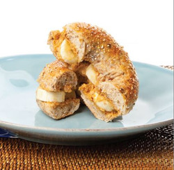 Bagel with Peanut Butter and Banana Recipe And Comprehension Sheets: Pages 28-( Lv 1)