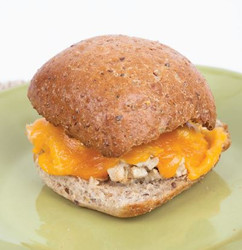 Texture Friendly Chicken Salad Sandwich with Cheese Recipe And Comprehension Sheets: Pages 32