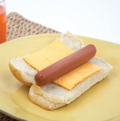 Hotdog with Cheese Toaster Oven Recipe And Comprehension Sheets: Pages 21