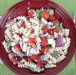 Greek Pasta Salad Recipe And Comprehension Sheets: Pages 19