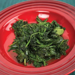 Garlic Spinach Stir Fry Recipe And Comprehension Sheets: Pages 20
