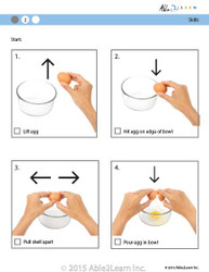 Cooking Skills - How to Crack an Egg