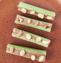 Celery with Peanut Butter and Peanuts Visual Recipe & Comprehension Sheets: 19 Pages