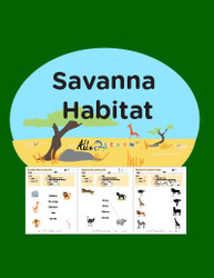 Learn About Savanna: Desert:  PAGES 67
